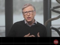 Bill Gates Ted Conference 2020