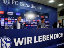 FC Schalke 04 news conference