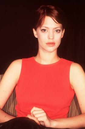 Die deutsche Schauspielerin Heike Makatsch ehemalige Moderatorin des TV Musiksenders Viva Portrait
