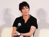 Epstein-Skandal: Ghislaine Maxwell beklagt sich über Haftbedingungen