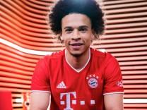 Leroy Sane - Neuzugang beim FC Bayern München