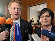 Thüringen, Schwarz-roter Koalitionsvertrag steht, AP