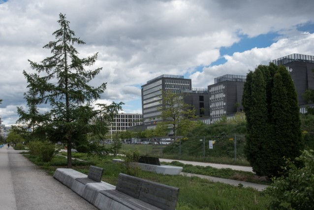 Wo München schöner wurde - Arnulfpark