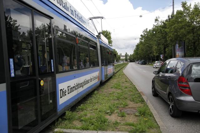 Tram Linie 16
