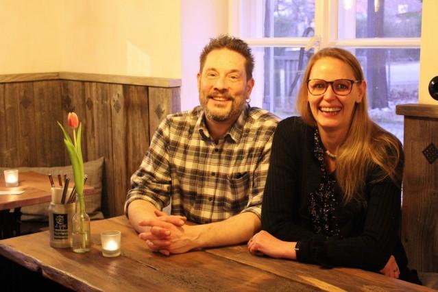 Anzing Weinbeisser Dirk Zeilmann und Stephie Propstmeier