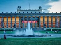 Botschaft der staatlichen Museen Berlin