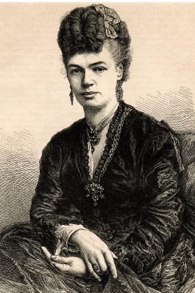 Wilhelmine von Hillern