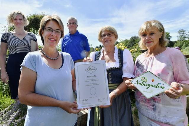 Andechs Naturgarten,  Jana Schmaderer