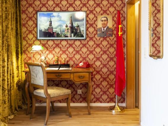 Botschaftszimmer UDSSR