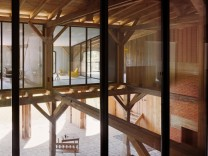Bitte für die Lightbox Reise-Ferienwohnungen... Motiv: Luxusscheune in der Uckermark, zur Geschichte von Evelyn Pschak Copyright: Anbieter Online: ja Honorarfrei