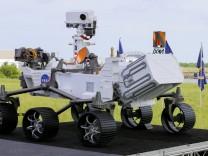 Mars 2020: Der Rover