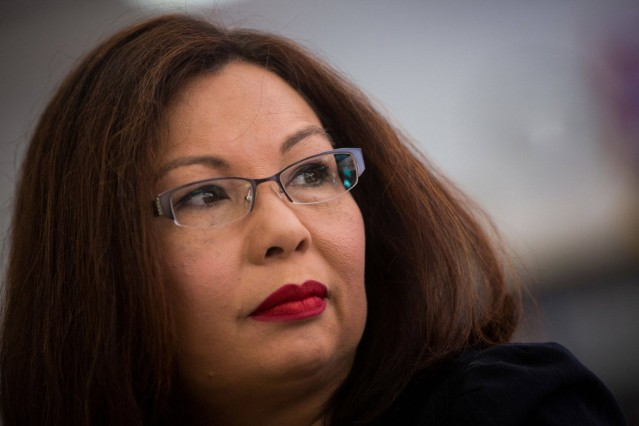 May 15, 2020, USA: U.S. Sen. Tammy Duckworth is going to interview soon for the post of former Vice President Joe Biden