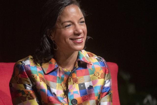November 20, 2019, Austin, United States of America: Susan E. Rice, former National Security Advisor to President Barack