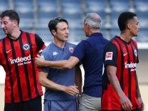 Friendly Match - Eintracht Frankfurt vs AS Monaco