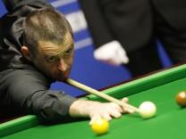 Snooker-Star O'Sullivan gegen Zuschauer bei WM