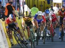 Erste Etappe der 'Tour de Pologne'