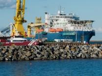 Fährhafen Sassnitz Sanktionen