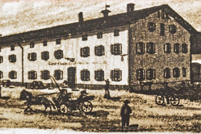 Wirtshausserie - Parsdorf