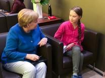 Merkel trifft Thunberg am Rande des UN-Klimagipfels
