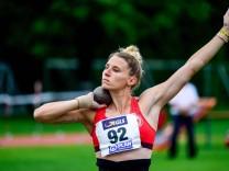 22.08.2020, xkaix, Leichtathletik, Deutsche Mehrkampfmeisterschaften - 2020 emspor, v.l. Carolin Schaefer (LG Eintracht
