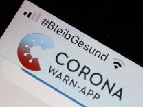 Corona-App noch nicht richtig vernetzt