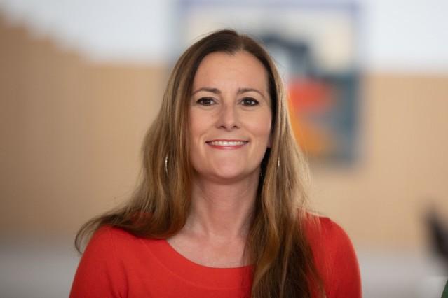 Linken-Fraktionschefin Hessen - Janine Wissler