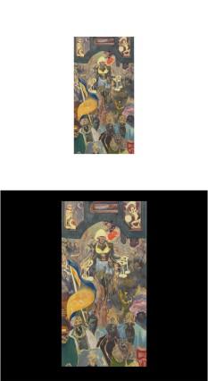 Michael Armitage ab 4.9.2020 im Haus der Kunst
