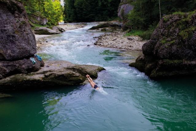Wildswimming