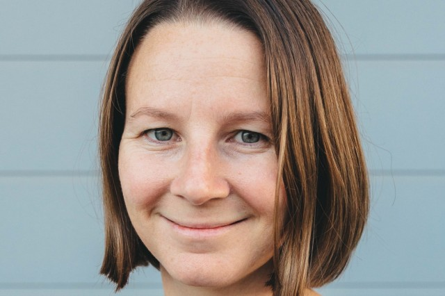 Marina Brandstetter, Bürgermeisterkandidatin in Hohenkammer