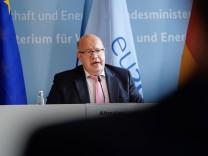 Pressestatement zum 10. GWB-Novelle / GWB-Digitalisierungsgesetz von Bundeswirtschaftsminister 09.09.2020, Berlin, Peter