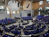 Bundestag Entlastung Kommunen