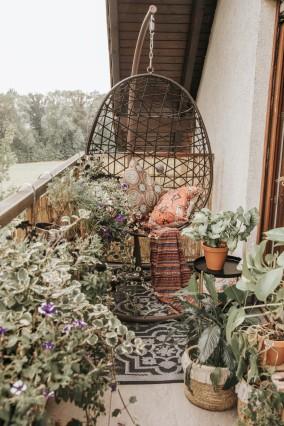Balkone in Corona Zeiten