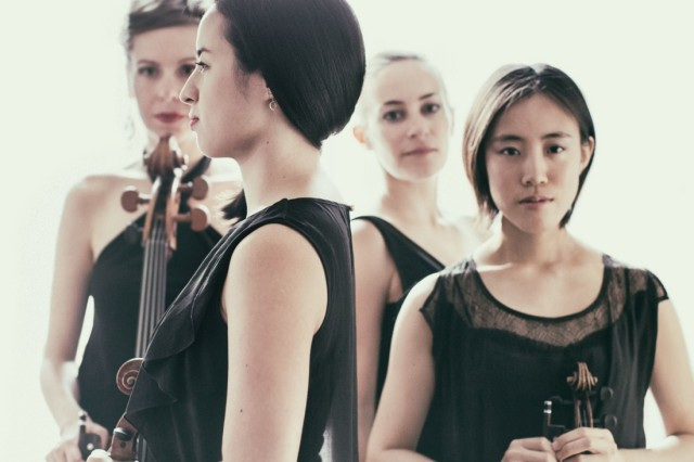 Quatuor Ardeo.
