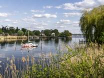 Deutschland Tipp Nah am Wasser: die Havel nahe Werder