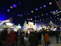 Tollwood-Winterfestival in München, 2019