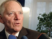 Schäuble, dpa