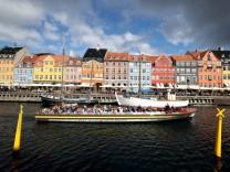 Tourismus in Kopenhagen