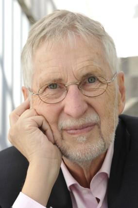 Volker Hage Journalist Autor 10 18 thg Volker Hage am 12 Oktober 2018 während der Frankfurter Bu
