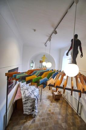Gottwald 'vom Lagerleben' Klosterschule Glonn