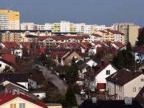 Quartiere: Groß, grün, günstig