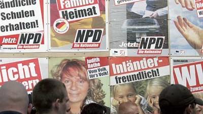 NPD und die Parteienfinanzierung