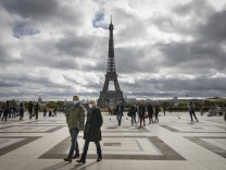 FRANCE - NEW RESTRICTIONS LOOM IN PARIS AS CORONAVIRUS CASES RISE The city of Paris is likely to face new restrictions,