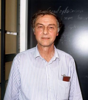 Professor Robert Huber, 1988