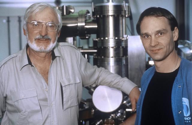 Swiss physicist Heinrich Rohrer died