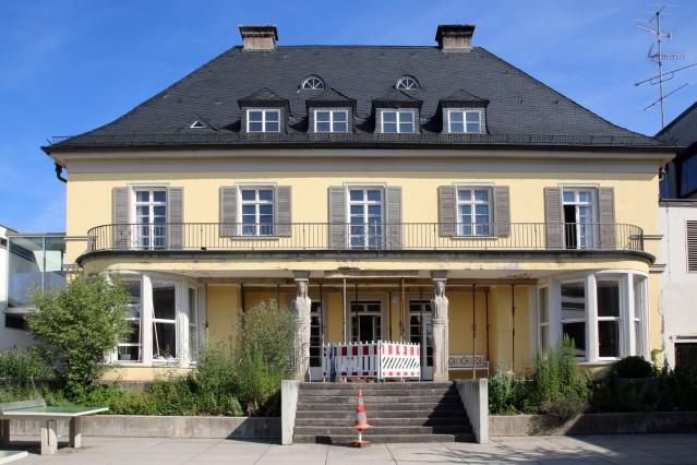 Das Tutzinger Gymnasium; Am Tutzinger Gymnasium