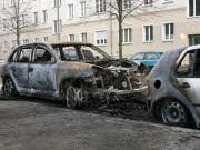 Berlin, Brandstiftung, Autos, dpa