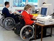 Behinderte Studium Schule