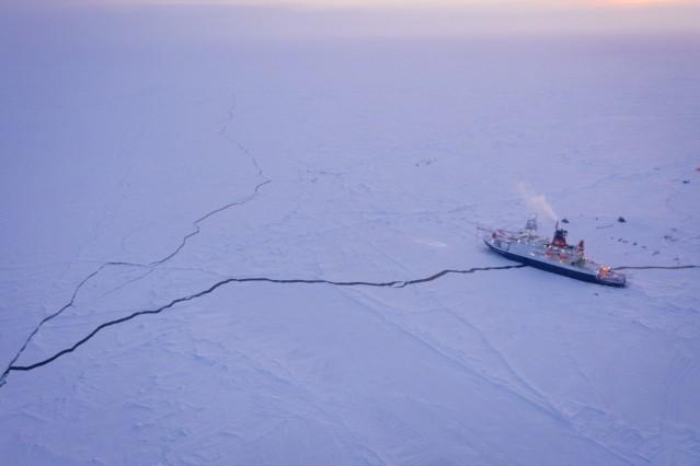 """´Polarstern"""" erreicht Spitzbergen - Personalwechsel in der Arktis"""