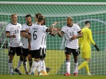 13.10.2020, Fussball EM-Qualifikation U 21 2019/20, Gruppenphase, 15. Spieltag, Deutschland - Bosnien Herzegowina, im S
