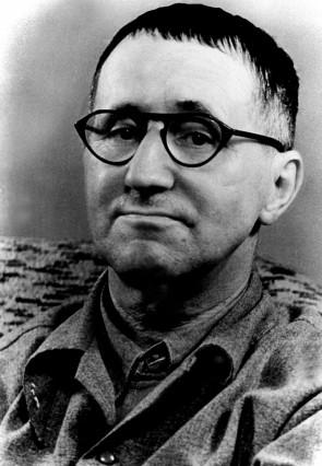 Autor Bertolt Brecht